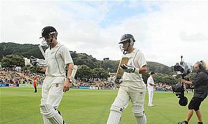 Kane Williamson, Ross Taylor