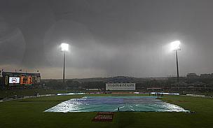 Rain in Centurion
