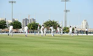 Ireland celebrate their win over Afghanistan