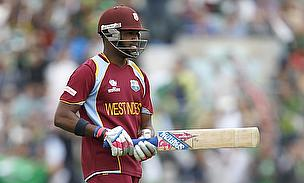 Darren Bravo walks off