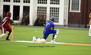Penn Win American Cricket College Ivy League Championship