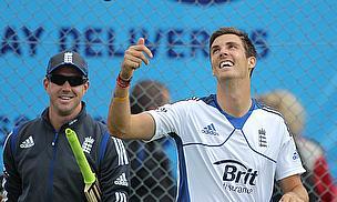 Kevin Pietersen, Steven Finn