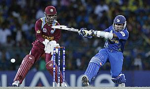 Sri Lanka play the West Indies