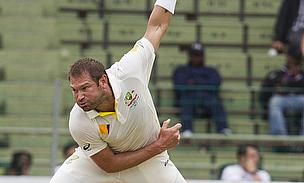 Ryan Harris in delivery