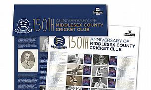 New Stamps Celebrate Middlesex's 150th Anniversary