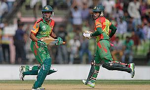 Bangladesh beat Afghanistan