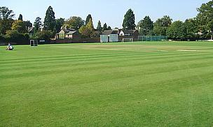Club cricket view
