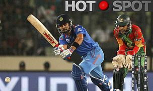 Hot Spot - India Through, ICC WT20 Hots Up