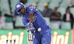Kieron Pollard hits out for Mumbai Indians