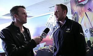 Graeme Swann talks to Andrew Gale