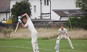'Ted' Rogers in action