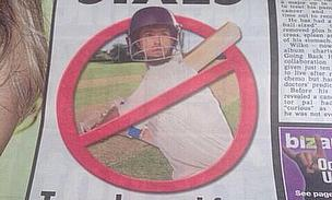 Cricket Club Banned From Hitting Sixes
