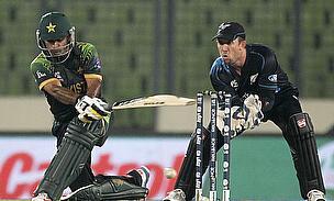 Pakistan take on New Zealand