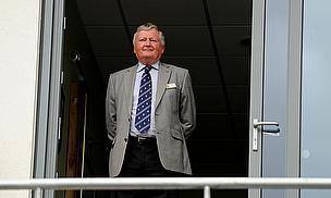 David Morgan will take over the MCC Presidency in October