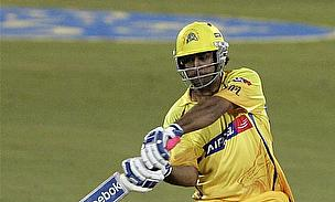 MS Dhoni hurried Chennai to victory against Bangalore