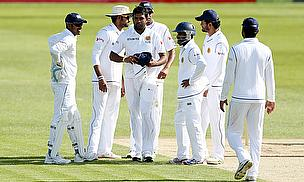 Sri Lanka enjoyed another excellent day in Northampton on day two