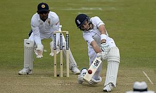 Joe Root hits out during his unbeaten double-century