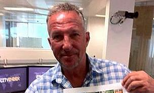 Sir Ian Botham lends his support