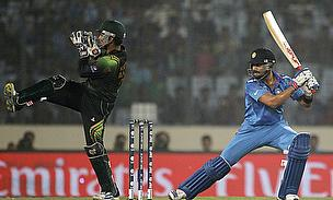 India playing Pakistan at the ICC WT20