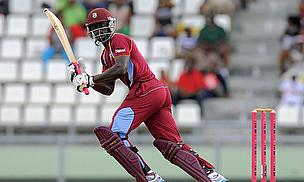 Andre Fletcher hit the only half-century of the game but ended up on the losing side