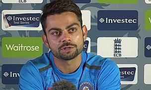 Virat Kohli says it is important that India look to win the opening Test at Trent Bridge