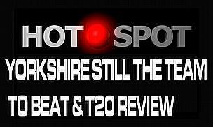 Hot Spot - Yorkshire Remain LVCC Leaders