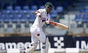 JP Duminy plays to leg