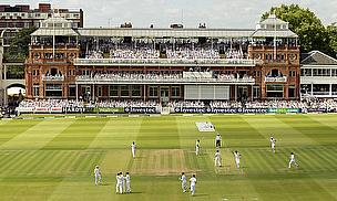 Lord's - England v India, day one
