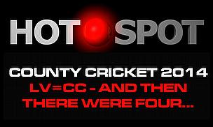 Hot Spot - And Then There Were Four...