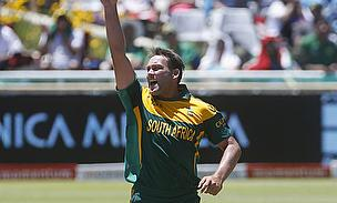 Jacques Kallis appeals for a wicket