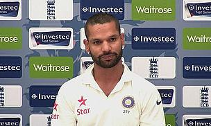Shikhar Dhawan says a big partnership is needed for India