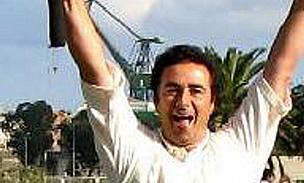 Tony Azzopardi enjoying his innings