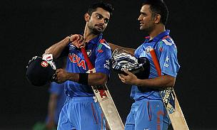 Virat Kohli and MS Dhoni are back in India's ODI squad