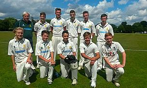 The Under 15s won the title for the first time in five years, doing so in emphatic style