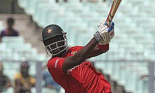 Elton Chigumbura will lead Zimbabwe when they take on South Africa in three ODIs