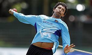 Suraj Randiv hasn't played ODI cricket since 2011 but is back in Sri Lanka's squad