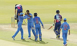 For the second time on the tour, India wrapped up victory by 95 runs at Lord's