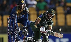 Fawad Alam sweeps