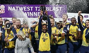 Birmingham Bears are the 2014 NatWest T20 Blast champions