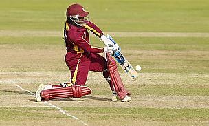 NZ Women in W. Indies 2014