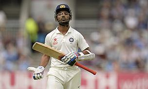 As one of the few players to have enjoyed some success in England, Ajinkya Rahane could be an outside bet