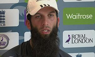 Moeen Ali says Alastair Cook retains the support of his team-mates