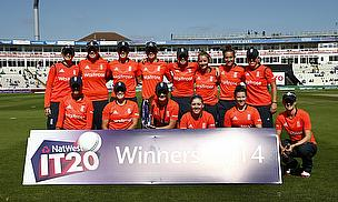 England Women capped a strong summer with a T20 series win over South Africa