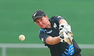 Rachel Priest hit an unbeaten 44 and the winning runs for New Zealand