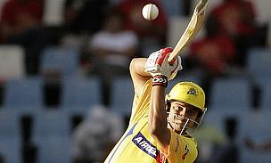 Suresh Raina hits out