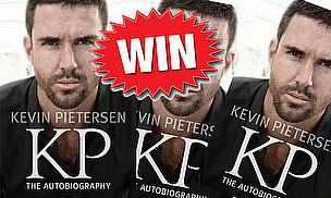 Win A Signed Copy Of KP's Autobiography