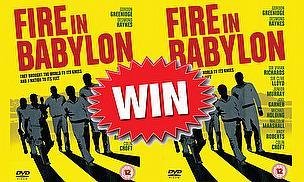 Win A Fire In Babylon DVD