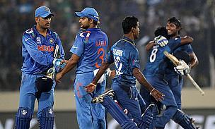 Sri Lanka tour of India