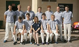 Yorkshire & Humberside T20 champions Pontefract New College were beaten by Marsa