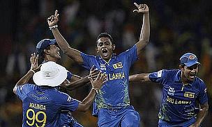 Dominant Sri Lanka Take 2-0 Series Lead